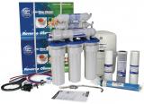Cистема обратного осмоса Aquafilter с минерализатором FRO5MJG