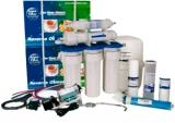 Система обратного осмоса Aquafilter с помпой FRO5PJG